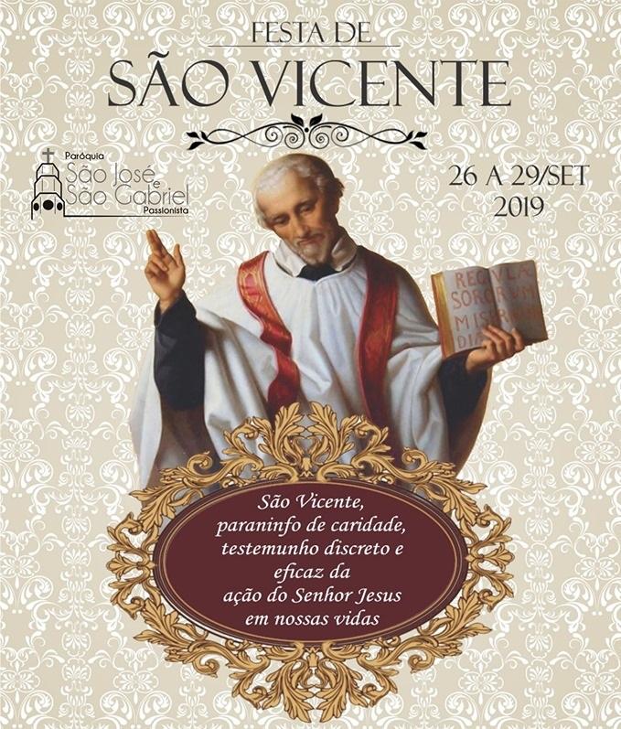 Paróquia São José e São Gabriel Passionista