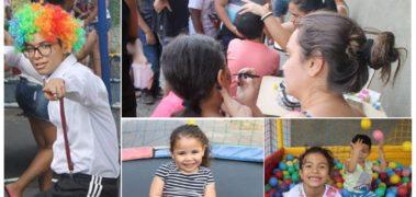 Festa das Crianças Paróquia São José São Gabriel Passionista